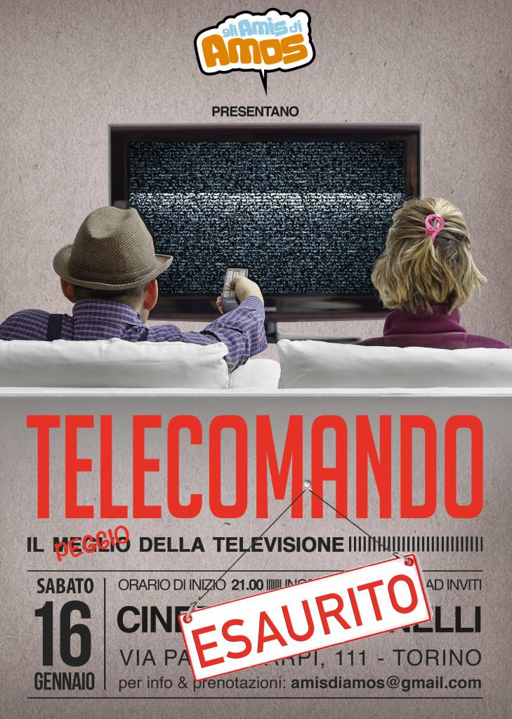 TelecomandoSoldOut